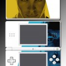Star Trek Captain Kirk Spock Game Skin Nintendo DS Lite