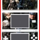 MGS4 Snake Raiden Game SKIN COVER #2 Nintendo DS Lite