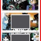 Batman Dark Knight movie GAME SKIN #1 Nintendo DS Lite