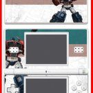 Transformers Optimus Prime SKIN #1 for Nintendo DS Lite
