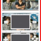 Jonas Brothers Bros Game SKIN #4 for Nintendo DS Lite