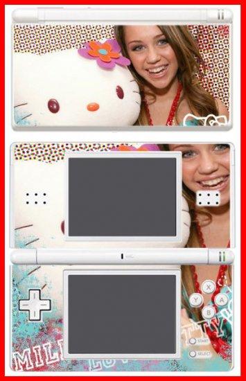 Miley Cyrus Hannah Montana Skin #7 Nintendo DS LiTe