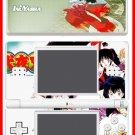 InuYasha Kagome Shippo Miroku Nintendo DS LITE SKIN #2
