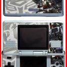 Transformers Cybertron Metro game SKIN #2 Nintendo DS
