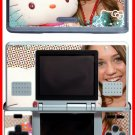 Miley Cyrus Hannah Montana Skin for Nintendo DS DHM7