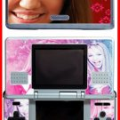 HannahMontana Miley Cyrus Game SKIN 2 for Nintendo DS