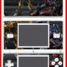 Transformers Bumblebee Game SKIN 5 for Nintendo DS Lite