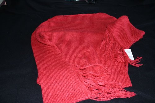 BLOW OUT SALE: ROCKET GIRL FRINGED SLEEVE SWEATER