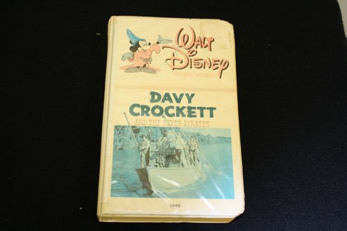 DISNEY'S: Davy Crockett and the River Pirates