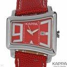 KAPPA Red Ladies Date Watch Funky Design