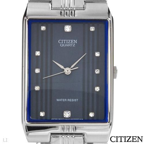 CITIZEN Men's Quartz Dress Watch Retail's $185.00