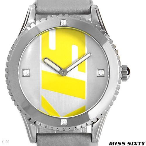 Miss Sixty Ladies Watch With Genuine Crystals