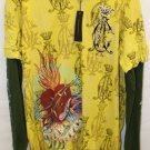 CHRISTIAN AUDIGIER LONG SLEEVE SHIRT: HEART BREAKER