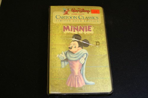 DISNEY'S CARTOON CLASSICS LTD GOLD EDITION: MINNIE