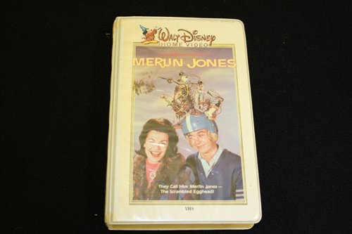 DISNEY'S: The Misadventures of Merlin Jones