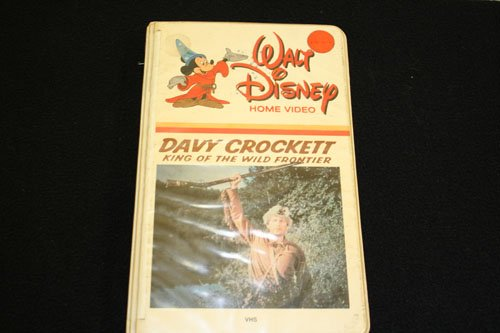 DISNEY'S: Davy Crockett King of the Wild Frontier