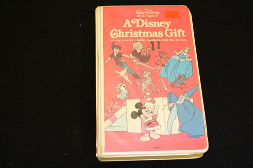DISNEY'S: A Disney Christmas Gift