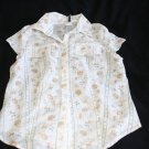 BLOW OUT SALE: SIRENS FLORAL BUTTON DOWN SHIRT