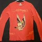 ED HARDY MEN'S LONG SLEEVE SHIRT: COOL LOOKING