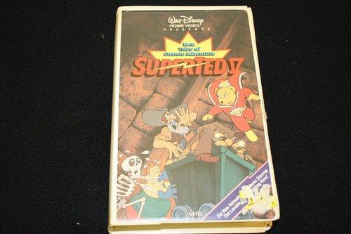 DISNEY'S: Adventures of Superted V