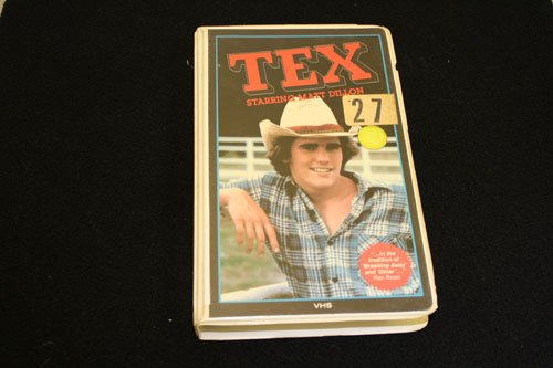 DISNEY'S: Tex Starring Matt Dillion
