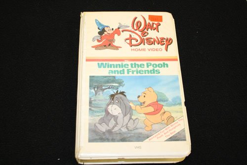 DISNEY'S: Winne The Pooh And Friends
