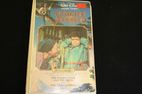 DISNEY'S:Stories And Fables Volume 14