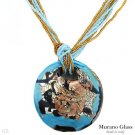 MURANO GLASS Made In Italy Beautiful Necklace Handmade