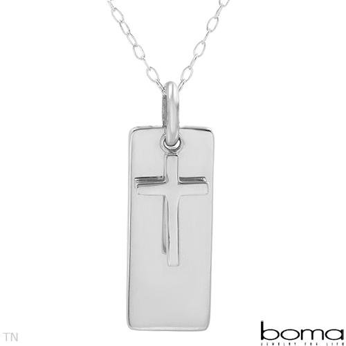 BOMA  Sterling Silver Necklace Retail $130
