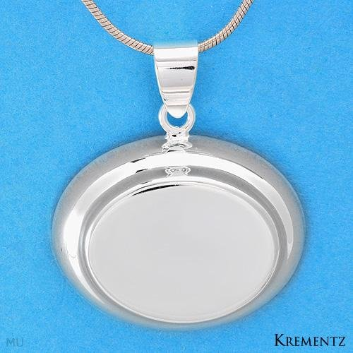KREMENTZ Sterling Silver Necklace