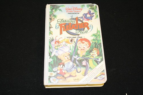 DISNEY'S: Fabulous Fleischer Folio Volume 1
