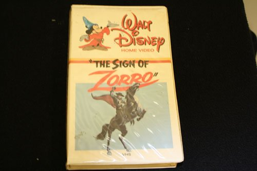 DISNEY'S: The Sign Of Zorro