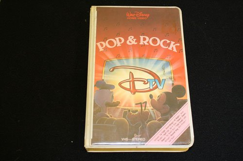 DISNEY'S: Pop And Rock D Tv