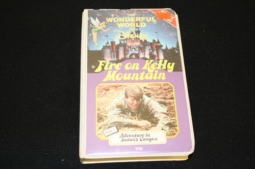 DISNEY'S:Fire On Kelly Mountain