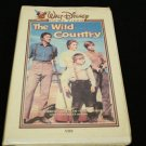DISNEY'S: The Wild Country