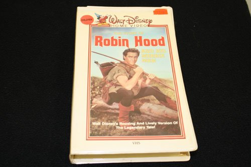 DISNEY'S: Robin Hood and His Merry Men