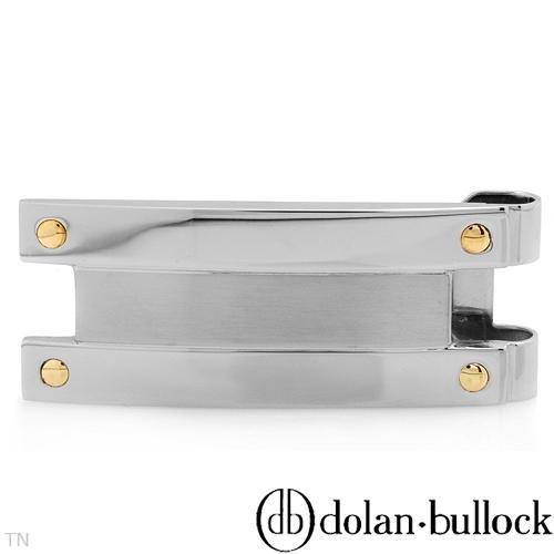 Dolan Bullock Money Clip 18K/Stainless Steel..