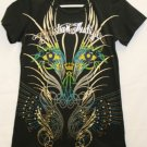 CHRISTIAN AUDIGIER STUNNING WOMEN'S T-SHIRT