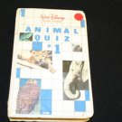 DISNEY'S: Animal Quiz #1