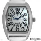 Lancaster Italy Men's Watch With Mother of Pearl