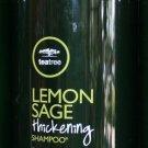 TEA TREE LEMON SAGE THICKENING SHAMPOO 33.8 OZ