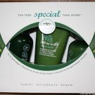 PAUL MITCHELL TEA TREE SPECIAL TAKE HOME KIT..3 PCS