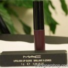 "MAC COSMETICS LIPGLASS LIP GLOSS ""DESIRE"" NEW IN BOX"