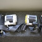 2006 ACURA RSX TYPE S FRONT DRIVER &PASSENGER SEATBELTS