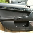 08 LANCER EVOLUTION MR DRIVER DOOR PANEL FRONT