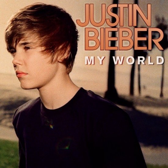 Justin Bieber CD - My World
