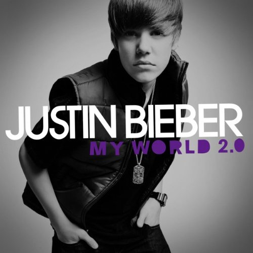Justin Bieber CD - My World 2.0