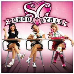 The School Gyrls CD - School Gyrls