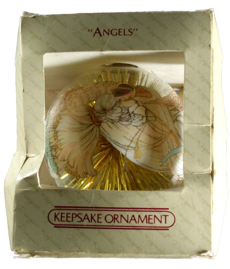 Hallmark Keepsake Ornament Angels 1983 QX2197