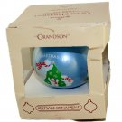 Hallmark Keepsake Ornament- QX2424-Grandson 1984